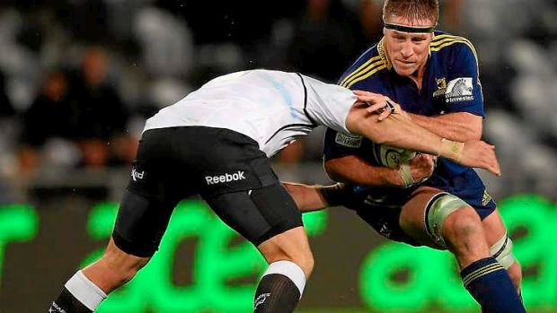 Brad Thorn is set to finish his career with the Highlanders.