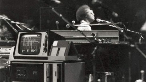 Stevie Wonder bought the first Fairlight.