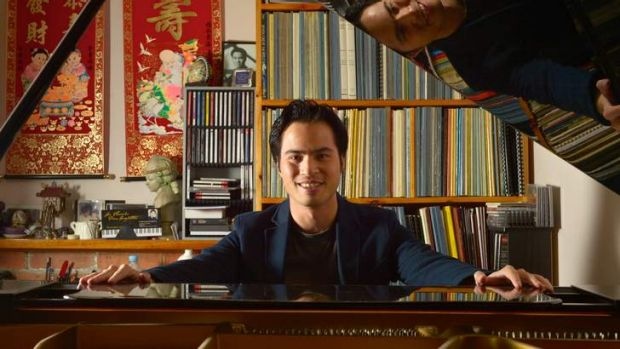 Hoang Pham back in Melbourne to perform.