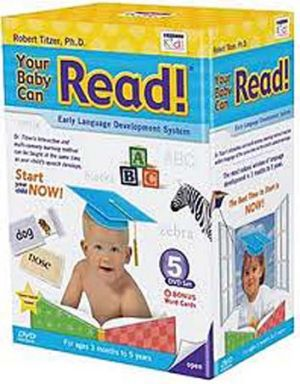 "Contentious: The ""Your Baby Can Read!""  education program."