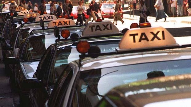 "New proposals: Higher ""flag falls"" should encourgage taxi drivers to move off the rank and accept shorter trips."