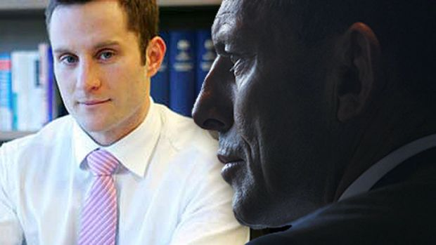 Liberal MP Alex Hawke has potential concerns about government plans to retain metadata as announced by Tony Abbott.