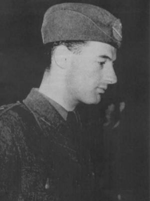 Honorary citizen: Raoul Wallenberg