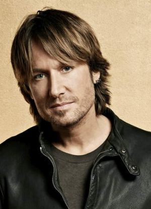 TV's Mr Nice Guy: Keith Urban.