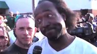 Charles Ramsey, hero neighbour who rescued three women from a Cleveland house