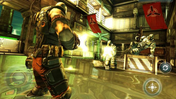 Shadowgun is the flagship product that is bringing console-quality gaming to iOS and Android devices.