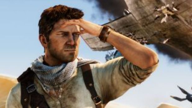 Nathan Drake from Uncharted, one of Sony's most popular games franchises.