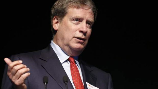 """Stanley Druckenmiller: """"We think the Australian dollar will come down and will come down hard."""""""