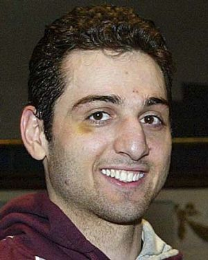 Finally buried: Tamerlan Tsarnaev.