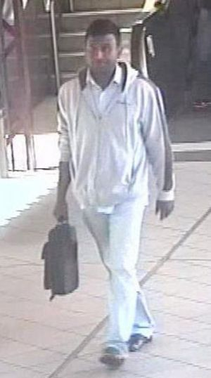 Police believe this man may be able to help in their investigation.