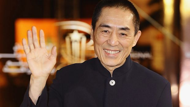 Under investigation: Chinese filmmaker Zhang Yimou.