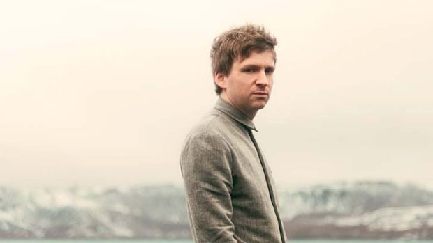 Genre bender: Icelandic composer Olafur Arnalds is happy performing in clubs or concert halls.