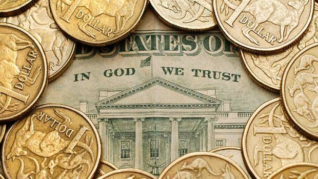 In the dollar we trust ... a few cents here and there matters little to us.