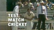 Test cricket on TV has come a long way (Video Thumbnail)