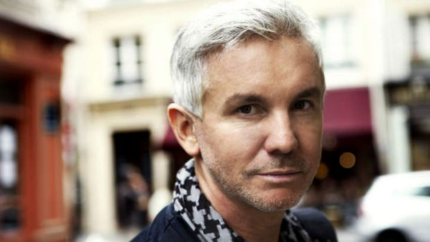 Baz Luhrmann pictured in New York.