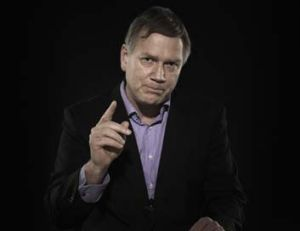 """Misguided desire to """"eliminate"""" the ABC: Andrew Bolt."""
