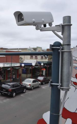 The ACT's closed circuit cameras could be under threat following a legal ruling in NSW.