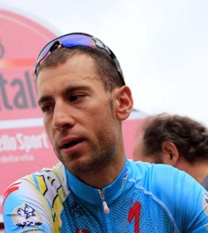 """""""I will try not lose my head. I will stay calm"""": Vincenzo Nibali."""