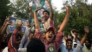 India welcomes Pakistan election result (Video Thumbnail)