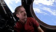 Canadian astronaut Chris Hadfield sings his version of Space Oddity, by David Bowie, on board the International Space ...