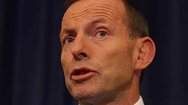 "Opposition Leader Tony Abbott says the no-confidence motion was a chance for the key independents to prove they had ""any ..."
