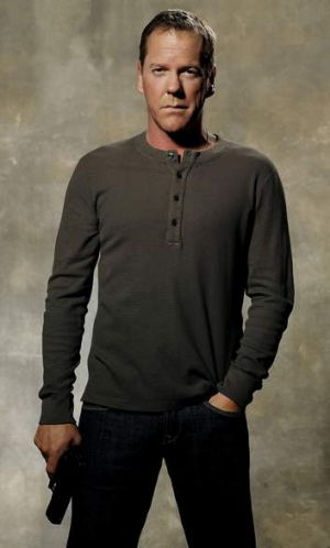 <i>24</i>: Kiefer Sutherland returns as Jack Bauer.