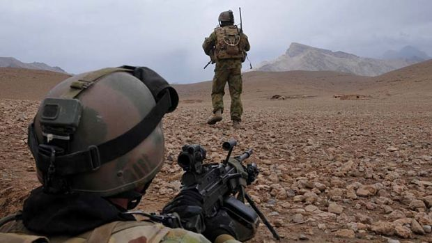 Details of the 2012 shooting have raised questions about the Australian force's Afghan rules of engagement.