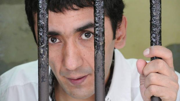 Duped by Australian police: Sayed Abbas.