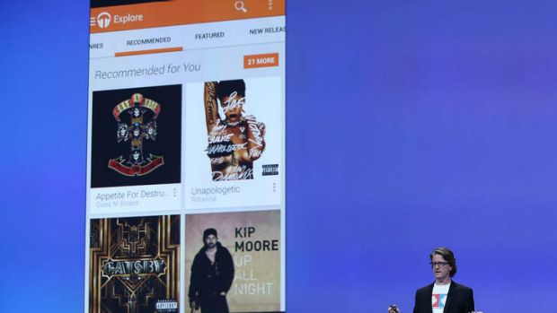 All Access: Google announced their own music streaming service.