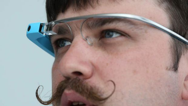 Where are they? Google Glass.