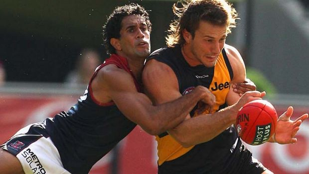 Aaron Davey, once a best and fairest winner, has lost all form. Ivan Maric, once a fringe ruckman, has become a force.