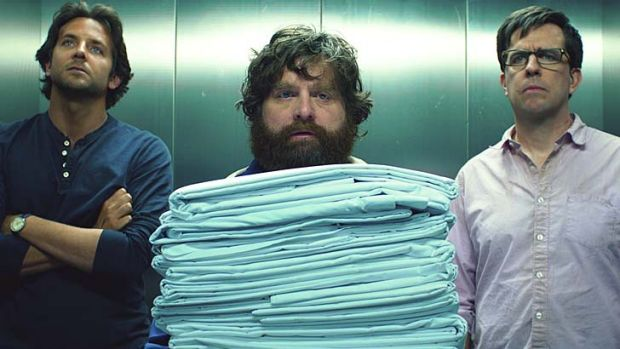 The final bender: Bradley Cooper, Zach Galifianakis and Ed Helms return for The Hangover Part III. The first two films ...