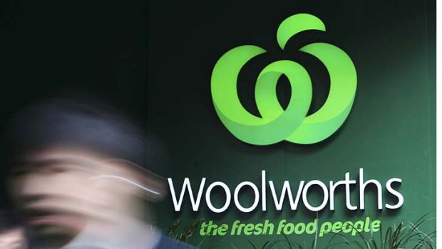 Woolworths reports healthy sales figures, but Big W lags.