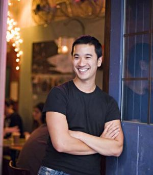 Shattered conventional wisdom: Writer Nam Le.