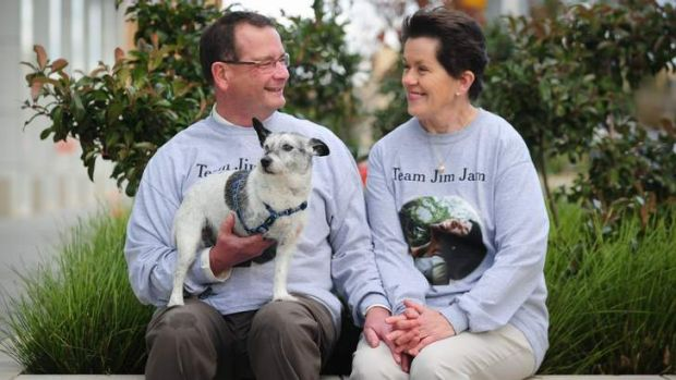 Sheila and Markus Lynch have raised $10,000 for RSCPA million paws walk in the name of their daughter Jamie-Leigh who ...