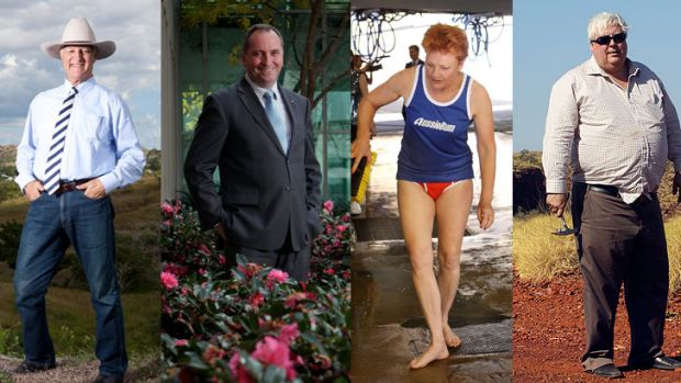 A few of examples of where Queensland populist politics takes over.