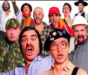 The many faces of Eurovision: Portugal's entry to the 2011 Eurovision song contest.