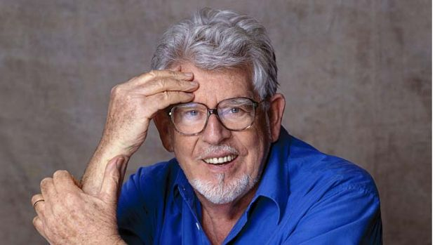 """Nothing quite like this"": The Rolf Harris show."
