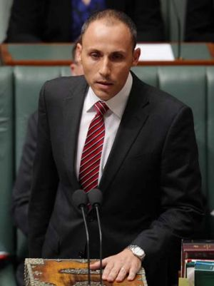 """Nothing other than a GST review"": Assistant Treasurer David Bradbury."