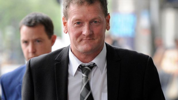 Ricky Nixon's car has been impounded.