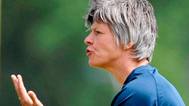 Imports: New Matildas coach Hesterine de Reus is one of only two women coaches in Australia with a FIFA Pro Licence but ...