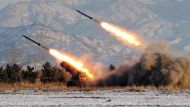 North Korea fires two more missiles (Video Thumbnail)