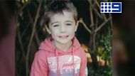 Patrick O'Sullivan, who was thrown from an amusement ride near Toowoomba