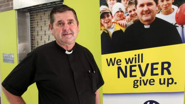 Father Chris Riley's Youth Off The Streets is coming to Logan.