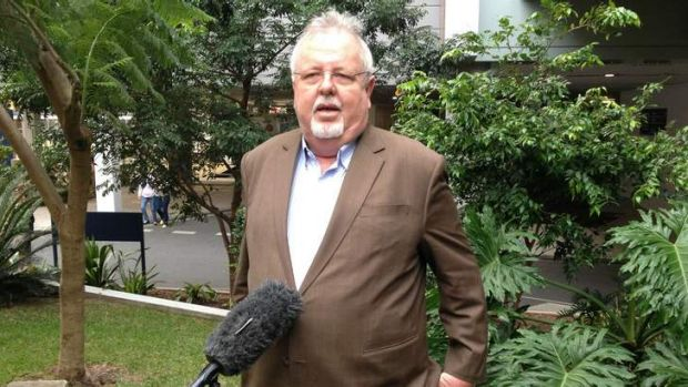 Would-be Queensland senator Barry O'Sullivan.