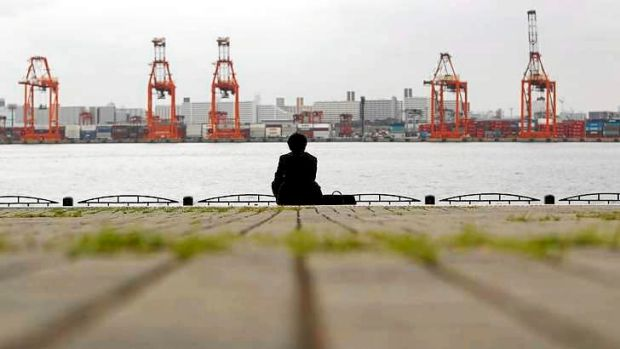 Japanese investors are shunning Australian assets for local ones.