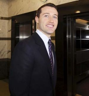 Accused of acting irresponsibly: Tom Waterhouse.