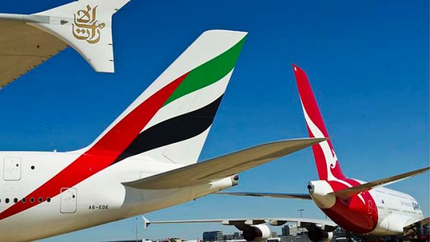 To mirror its partner, Qantas will now charge different fuel fees depending on the class of seat.