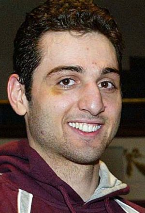 Possible connection with deceased Tamerlan Tsarnaev.