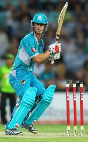 Posted messages on social media in relation to Katie Lewis: Chris Lynn.